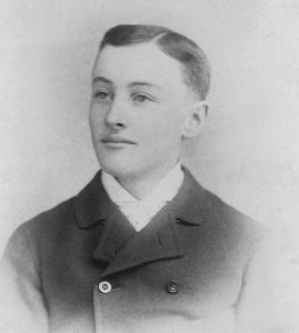 George Foote Foss (Circa 1896 – Age 20)